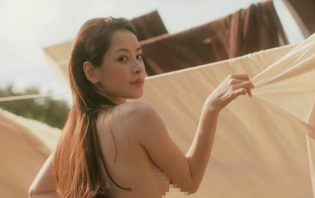 MV 16+ cua Chi Pu goi cam hay khieu dam? hinh anh 1