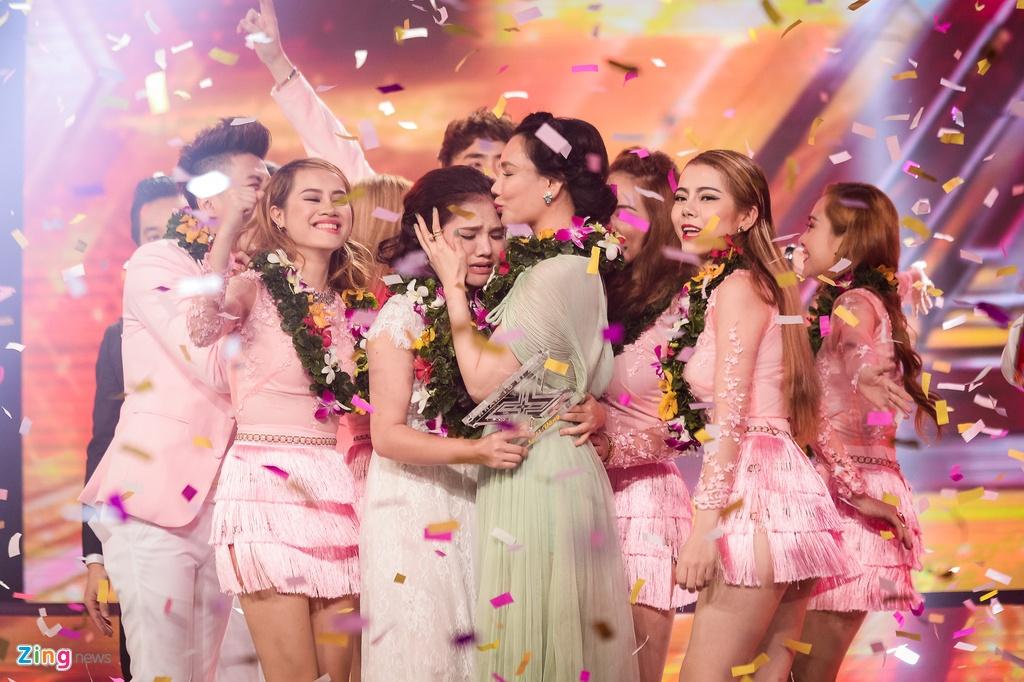 Bi Thanh Lam che, ca si 19 tuoi Myra Tran gay sot tai American Idol hinh anh 1