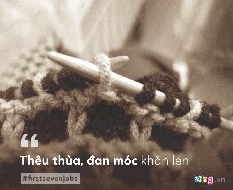 7 cong viec dau tien trong doi chi co o gioi tre Viet Nam hinh anh 4