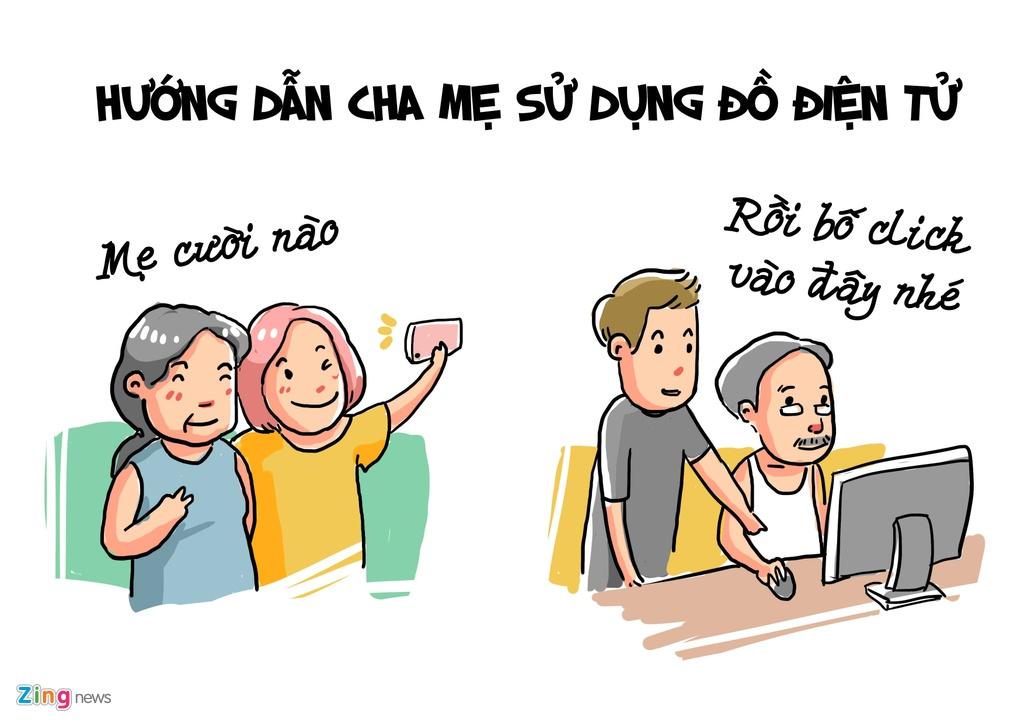 Dung doi le Vu Lan moi noi yeu thuong cha me hinh anh 4