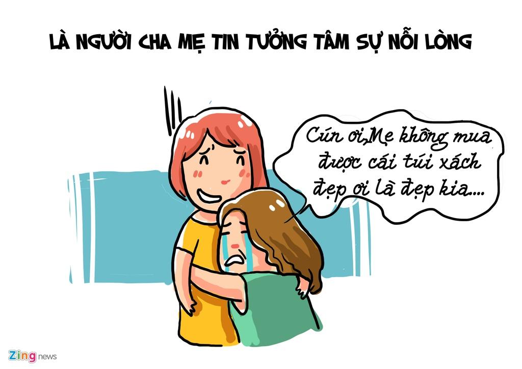 Dung doi le Vu Lan moi noi yeu thuong cha me hinh anh 6
