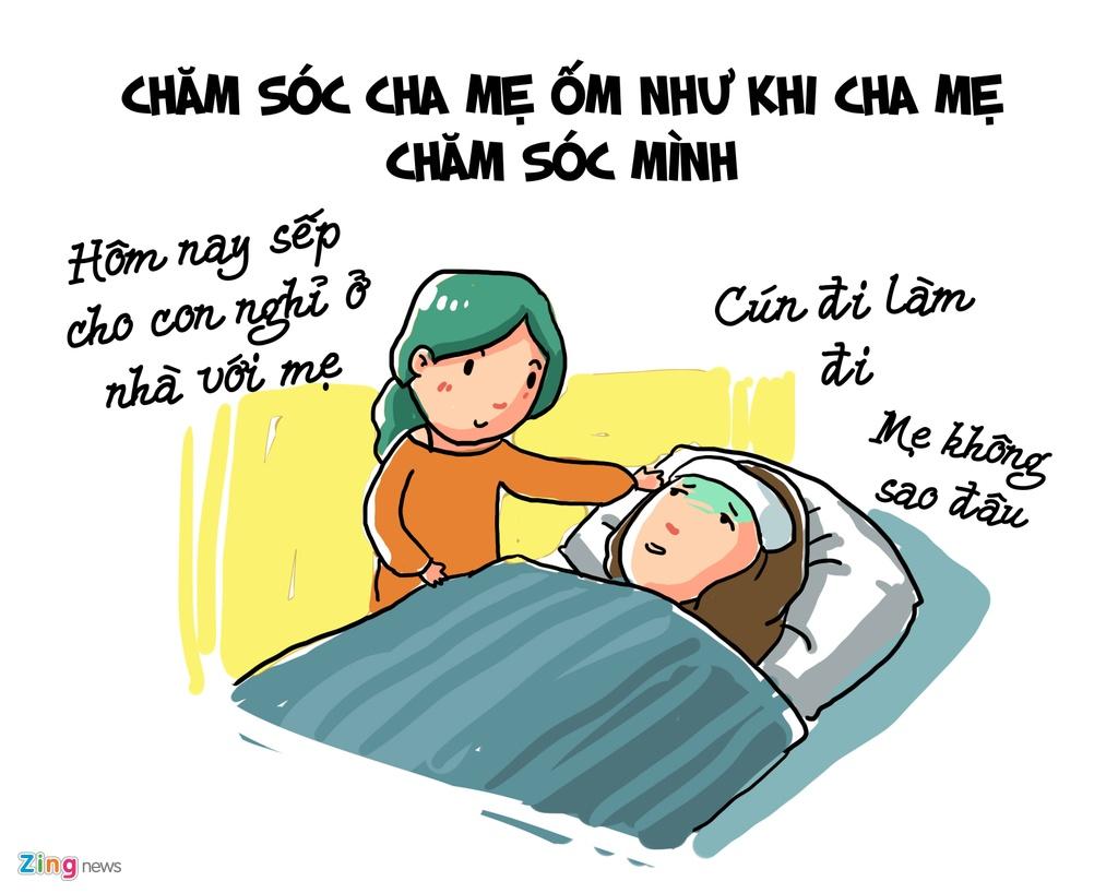 Dung doi le Vu Lan moi noi yeu thuong cha me hinh anh 8