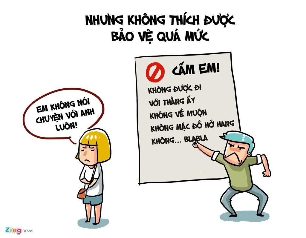 Ngay Phu nu Viet Nam: Su that ve con gai hinh anh 6
