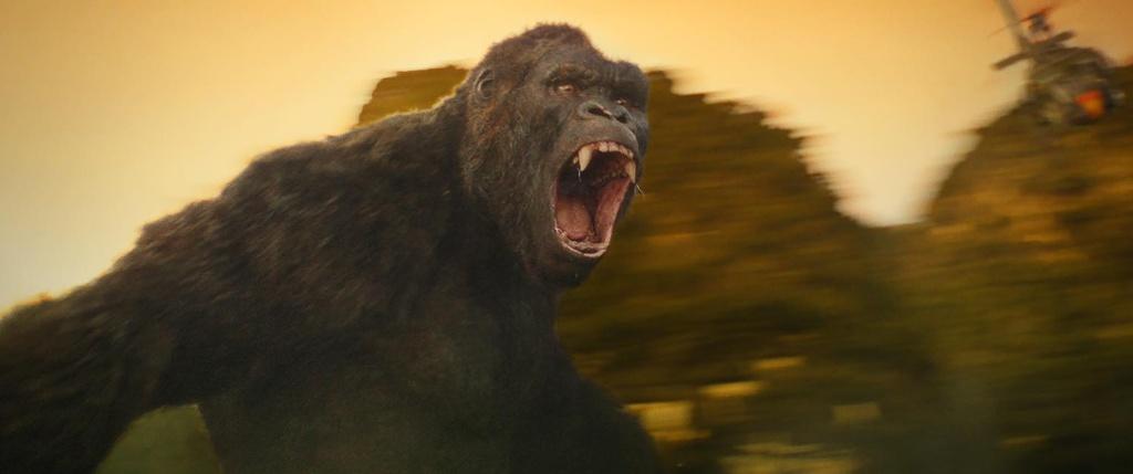 9 dieu can biet truoc khi ra rap xem Kong: Skull Island hinh anh 1