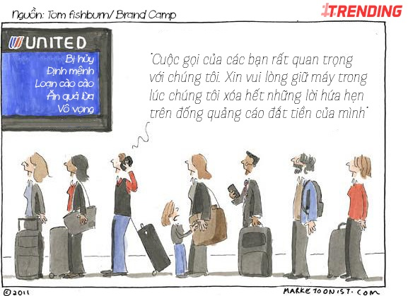 United Airlines keo le khach goc Viet anh 1