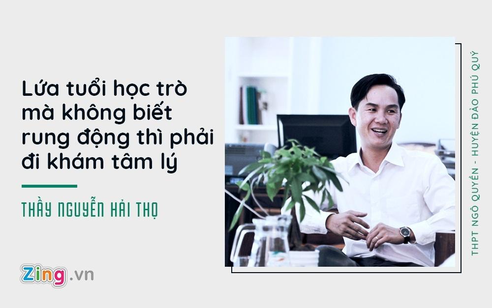 hieu truong THPT Ngo Quyen Phu Quy anh 2
