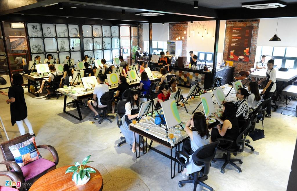 Startup duoc chu y boi 5 Shark, chon ve doi Shark Khoa hinh anh 5