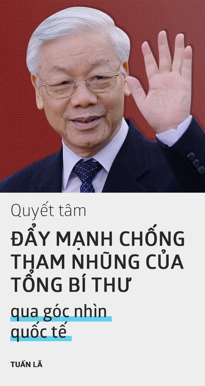 Goc nhin quoc te ve quyet tam chong tham nhung cua Tong bi thu hinh anh 1