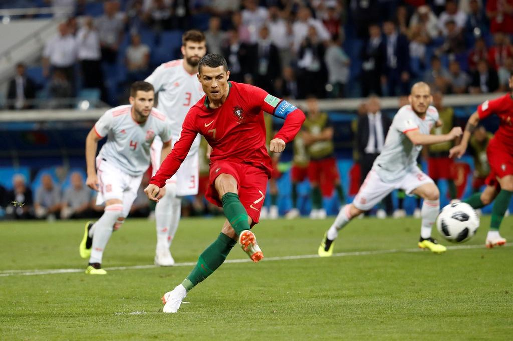 Ronaldo - nha vo dich khong can nang cup vang World Cup 2018 hinh anh 2