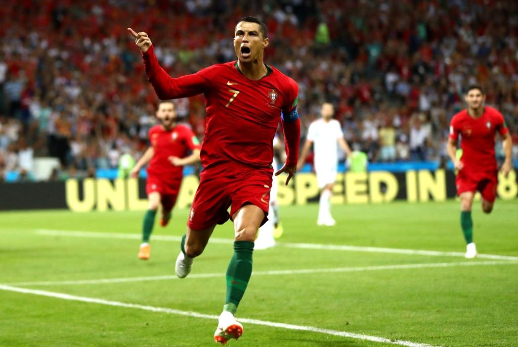 Ronaldo - nha vo dich khong can nang cup vang World Cup 2018 hinh anh 3