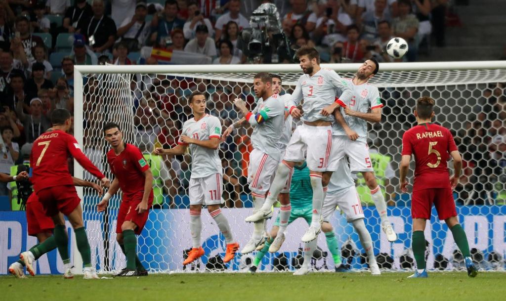 Ronaldo - nha vo dich khong can nang cup vang World Cup 2018 hinh anh 4