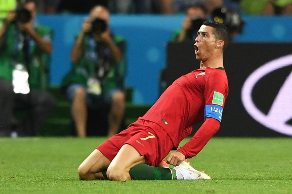 Ronaldo - nha vo dich khong can nang cup vang World Cup 2018 hinh anh 5