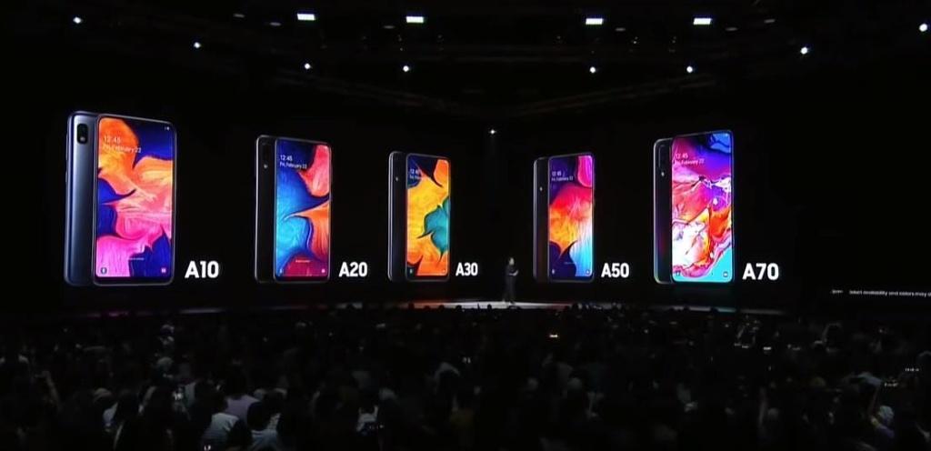 Sau man ra mat Galaxy A80, mot kieu smartphone moi sap duoc khai pha hinh anh 4