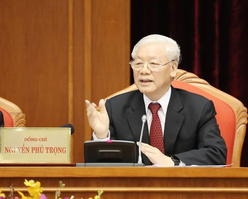 Tong bi thu: 'Chu trong nhan to moi co duc, tai, trien vong' hinh anh 2