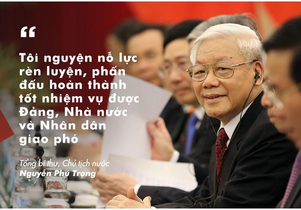 Tong bi thu,  Chu tich nuoc Nguyen Phu Trong anh 3