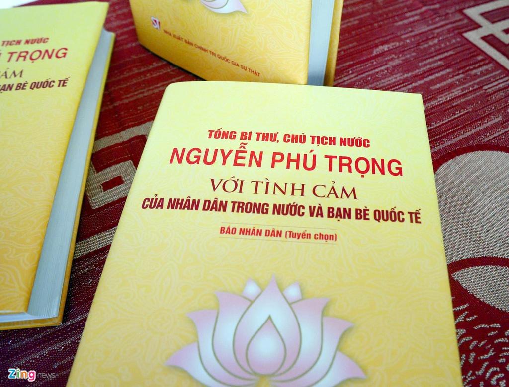 Tong bi thu,  Chu tich nuoc Nguyen Phu Trong anh 1