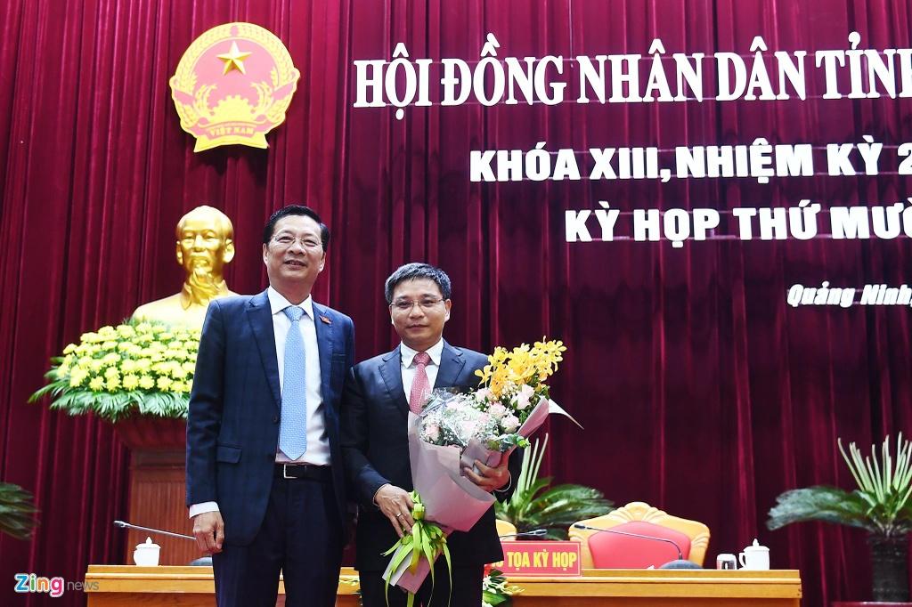 Ong Nguyen Van Thang duoc bau lam Chu tich UBND tinh Quang Ninh hinh anh 2
