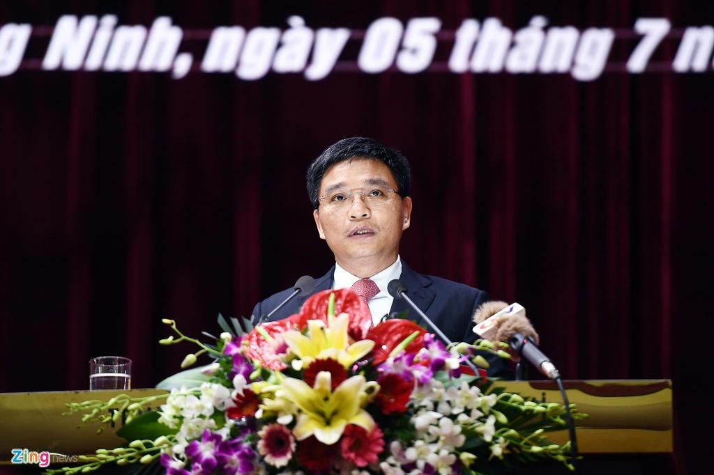 Ong Nguyen Van Thang duoc bau lam Chu tich UBND tinh Quang Ninh hinh anh 3