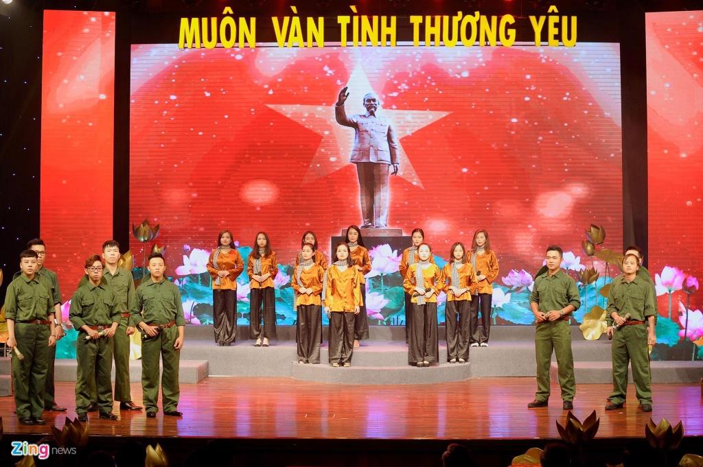 di chuc cua Chu tich Ho Chi Minh anh 4