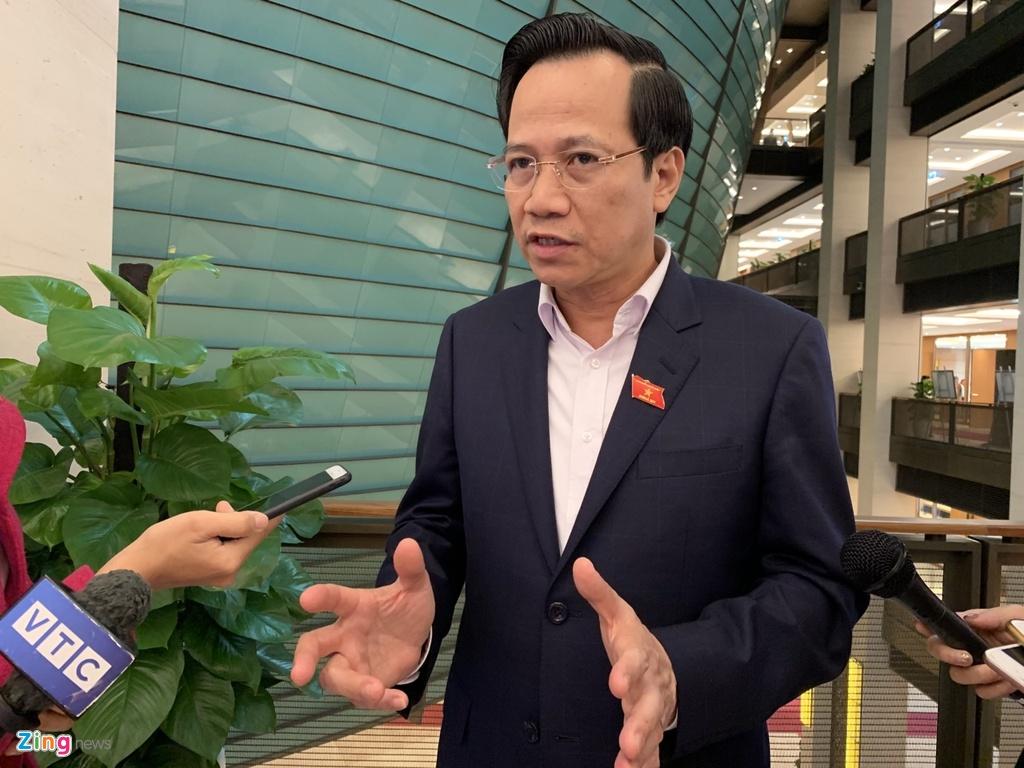 Bo truong Lao dong: Nguoi keo dai tuoi nghi huu khong duoc lam quan ly hinh anh 1