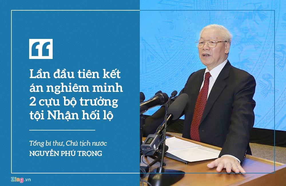 Phat ngon an tuong cua Tong bi thu, Thu tuong tai phien hop don 2020 hinh anh 2 2.jpg