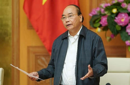 Thu tuong: Bo Giao duc thao luan voi dia phuong viec di hoc tro lai hinh anh 1 NQH03346.jpeg