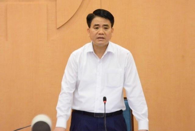 Chủ tịch Hà Nội: Tập trung nguồn lực cho giai đoạn cao điểm của dịch