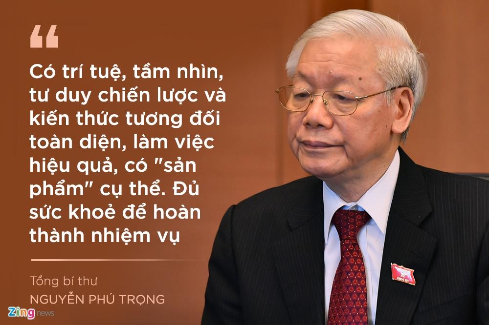 Tong bi thu luu y gi khi chon nhan su Trung uong khoa XIII? hinh anh 3 4_zing.jpg