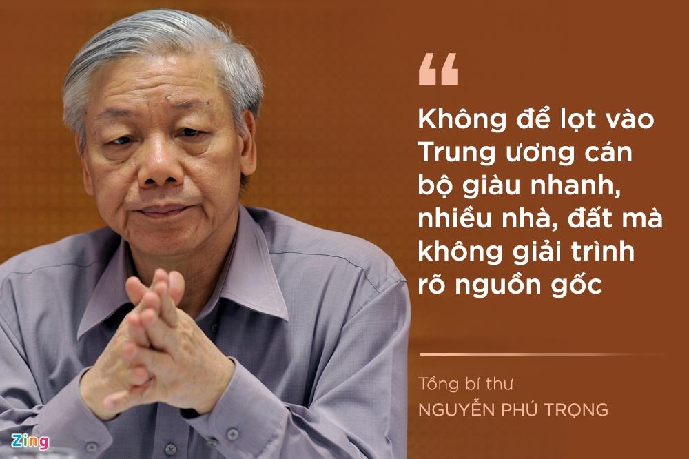 Tong bi thu luu y gi khi chon nhan su Trung uong khoa XIII? hinh anh 5 5_zing.jpg