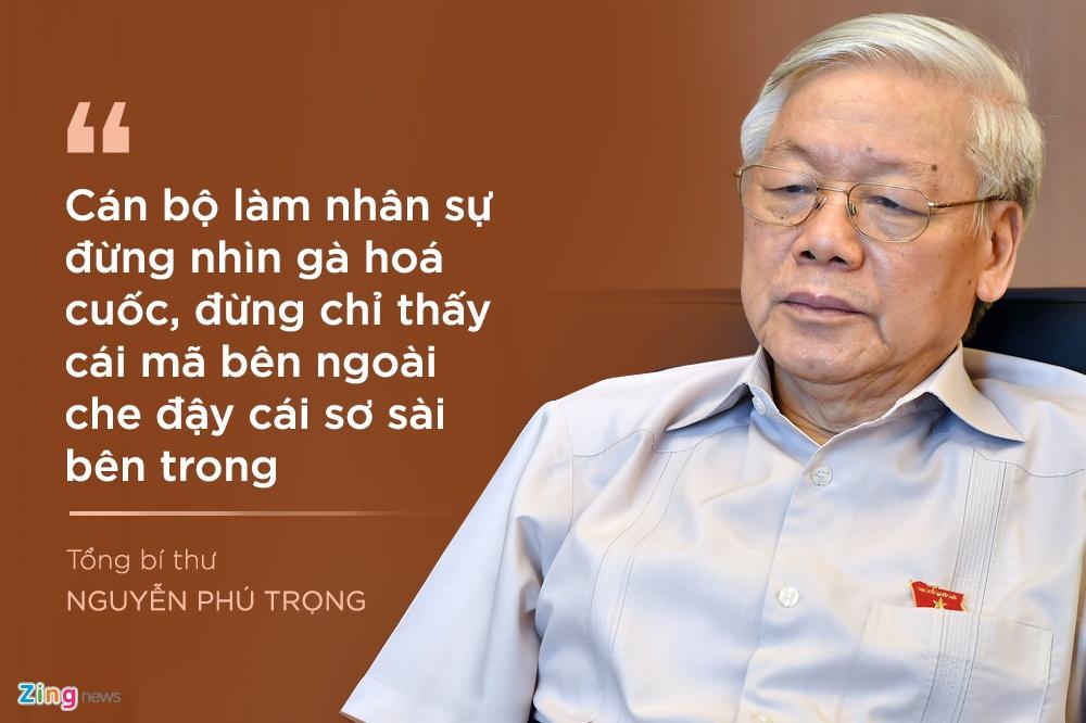 Tong bi thu luu y gi khi chon nhan su Trung uong khoa XIII? hinh anh 7 8_zing.jpg