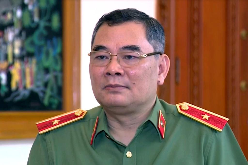 giam doc cong an tinh khong phai nguoi dia phuong anh 1