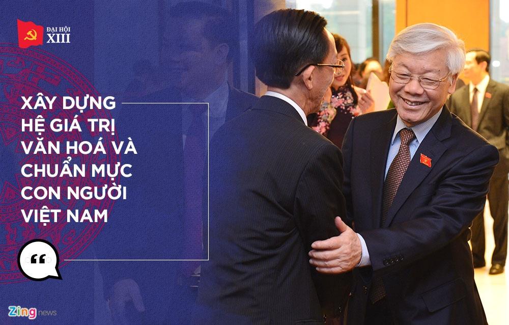 thong diep cua Tong bi thu,  Chu tich nuoc Nguyen Phu Trong anh 11