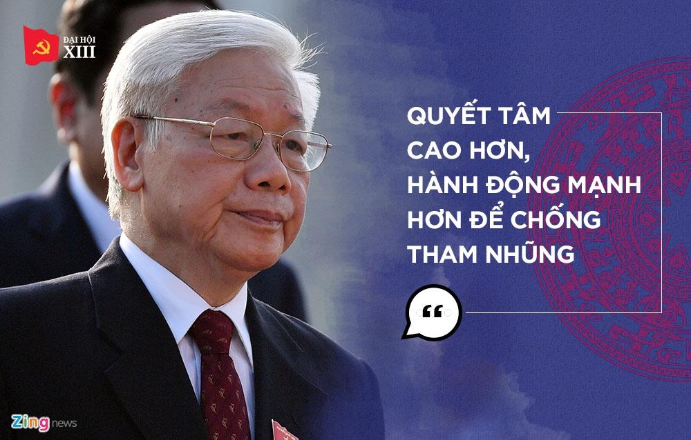thong diep cua Tong bi thu,  Chu tich nuoc Nguyen Phu Trong anh 12