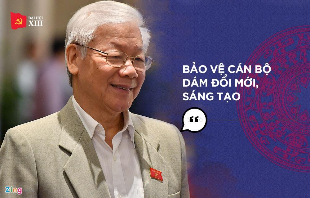 thong diep cua Tong bi thu,  Chu tich nuoc Nguyen Phu Trong anh 2