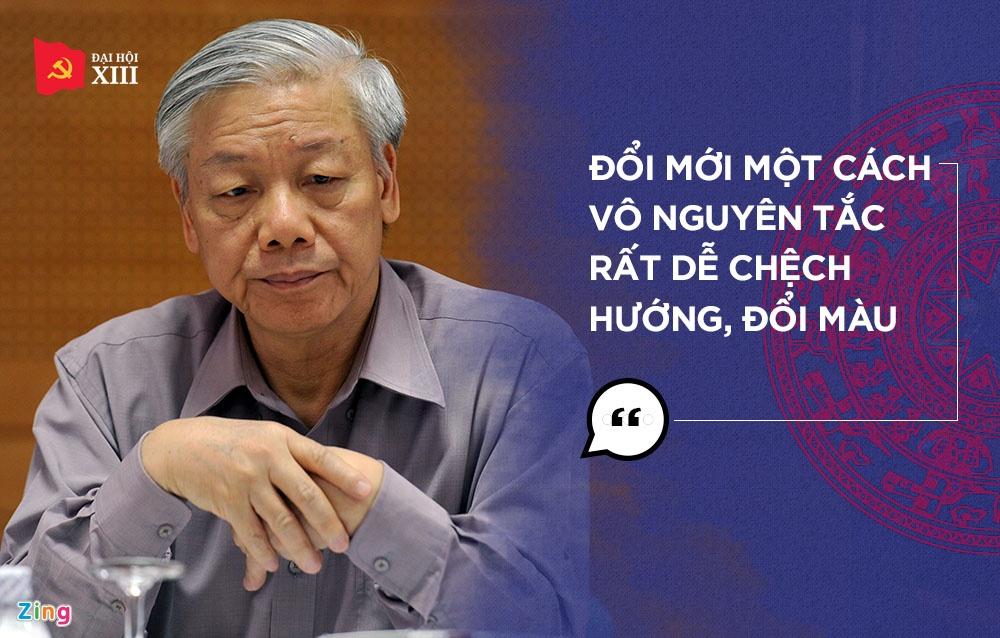 thong diep cua Tong bi thu,  Chu tich nuoc Nguyen Phu Trong anh 4