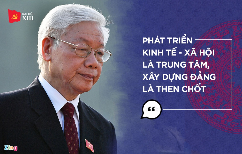 thong diep cua Tong bi thu,  Chu tich nuoc Nguyen Phu Trong anh 6