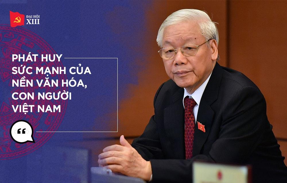 thong diep cua Tong bi thu,  Chu tich nuoc Nguyen Phu Trong anh 7