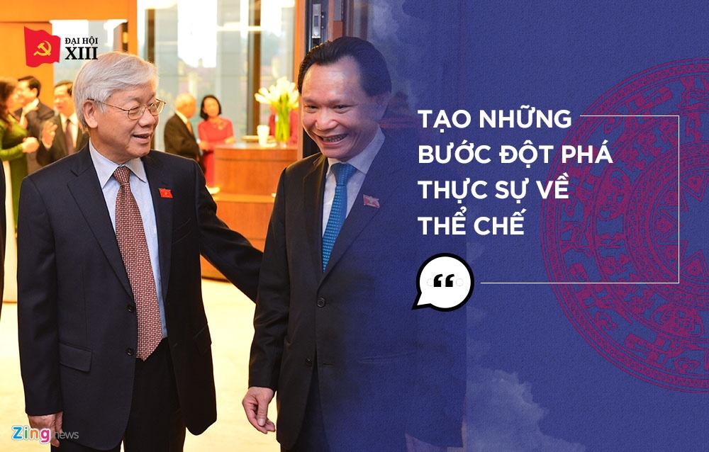 thong diep cua Tong bi thu,  Chu tich nuoc Nguyen Phu Trong anh 9