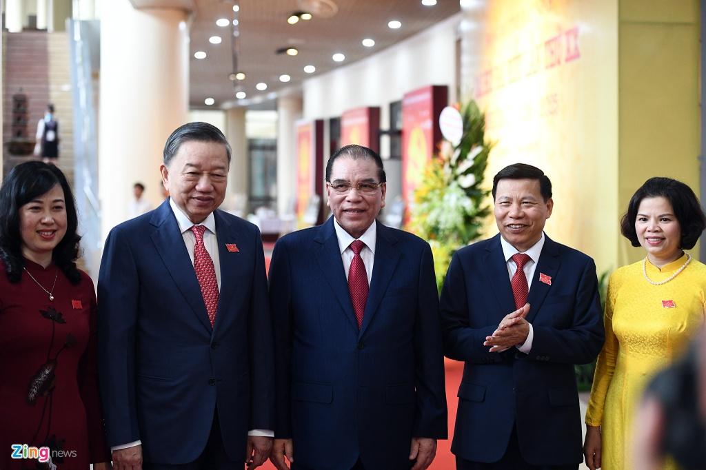 Bo truong Cong an To Lam anh 1