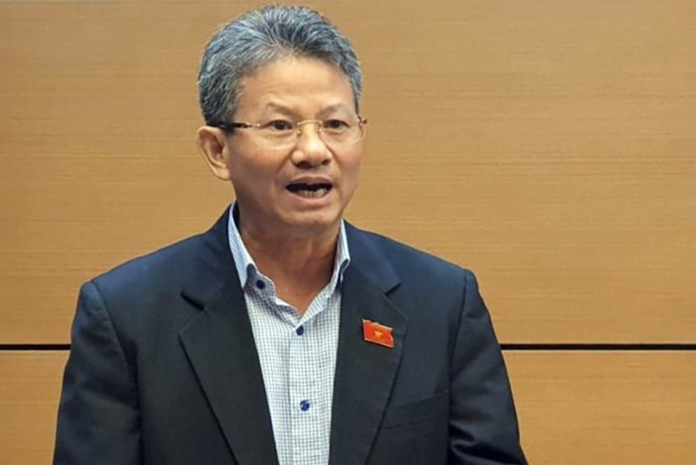 khong dong y giao Bo Cong an sat hach cap GPLX anh 2