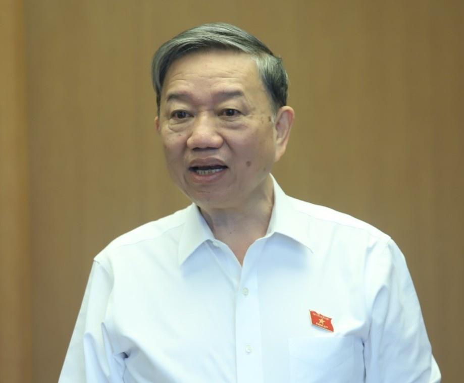 khong dong y giao Bo Cong an sat hach cap GPLX anh 3