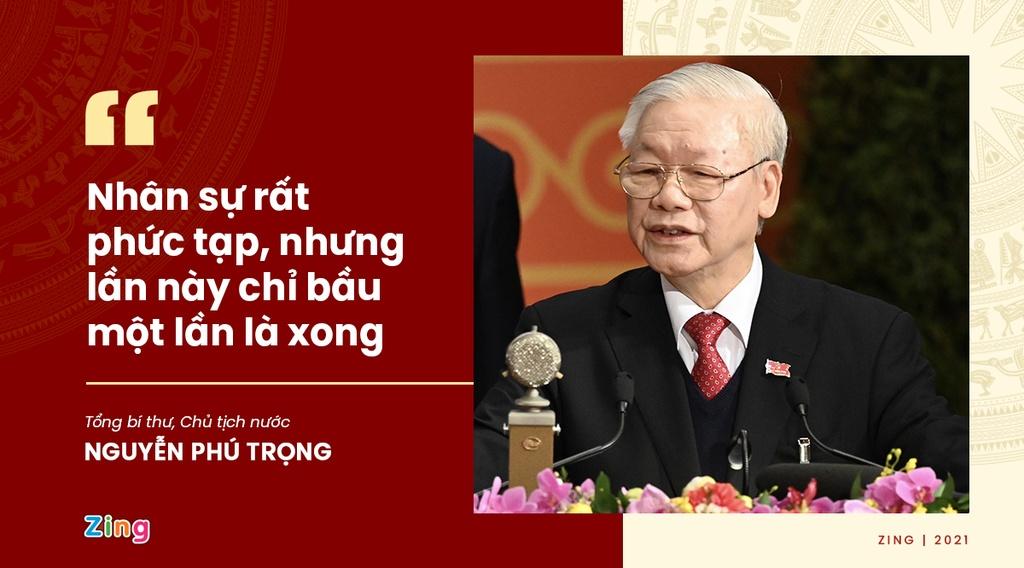 phat ngon an tuong cua Tong bi thu sau khi tai dac cu anh 13