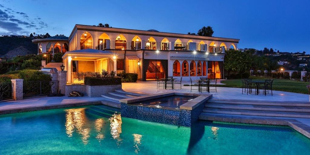 Sieu biet thu 65 trieu USD ben suon doi Beverly Hills hinh anh 1