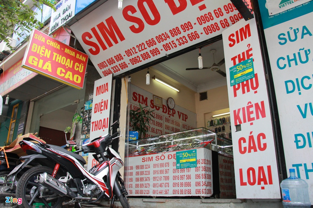 Dai gia Trung Quoc, Dubai, Qatar cung chi tien ty mua SIM 'khung' hinh anh 2
