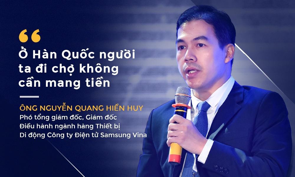 Pho tong giam doc Samsung khong muon mang vi khi di an pho hinh anh 4