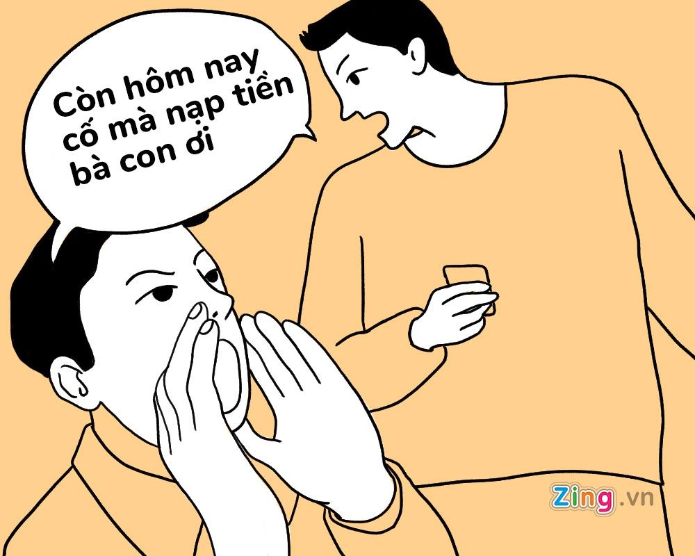 Hi hoa: Chuyen trong ngay 'toan dan nap the dien thoai' 28/2 hinh anh 1