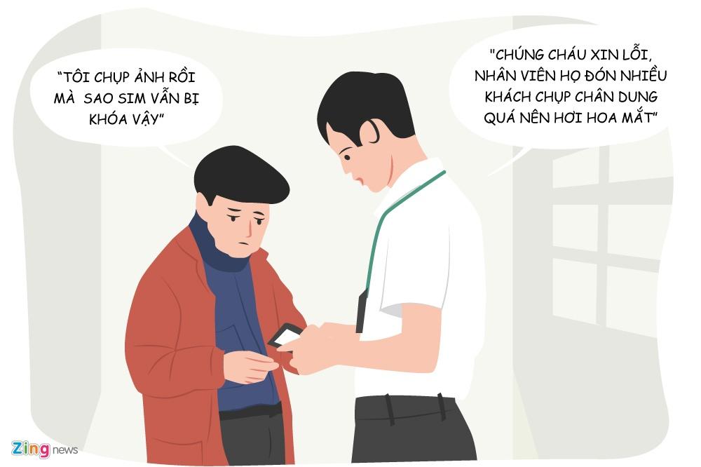 Hi hoa: Khi toan dan lo chung minh SIM chinh chu hinh anh 9