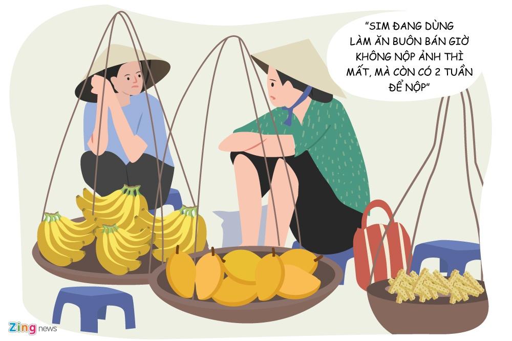 Hi hoa: Khi toan dan lo chung minh SIM chinh chu hinh anh 1