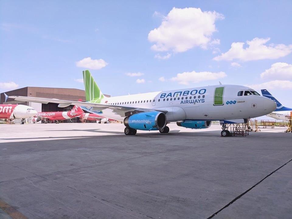 Bamboo Airways gian nan tren duong cat canh hinh anh 3
