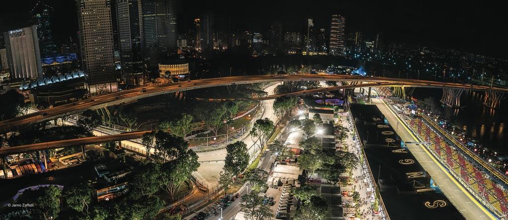 Singapore co gi de thanh cong trong cuoc choi F1 dat do? hinh anh 1